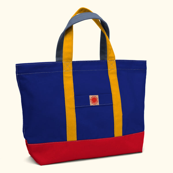 """Big Sur"" Zippered Tote (BS180007Z)"
