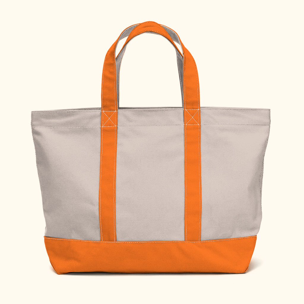 """Big Sur"" Zippered Tote (BS180011Z)"