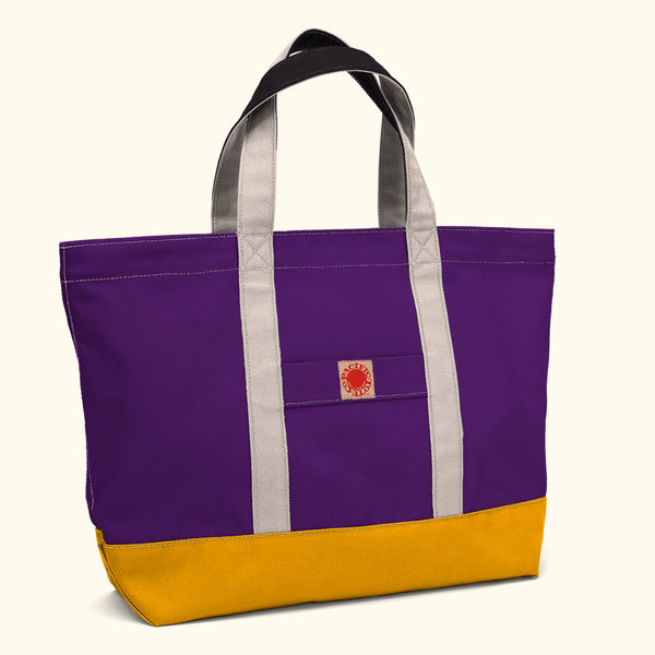 """Big Sur"" Zippered Tote (BS180013Z)"
