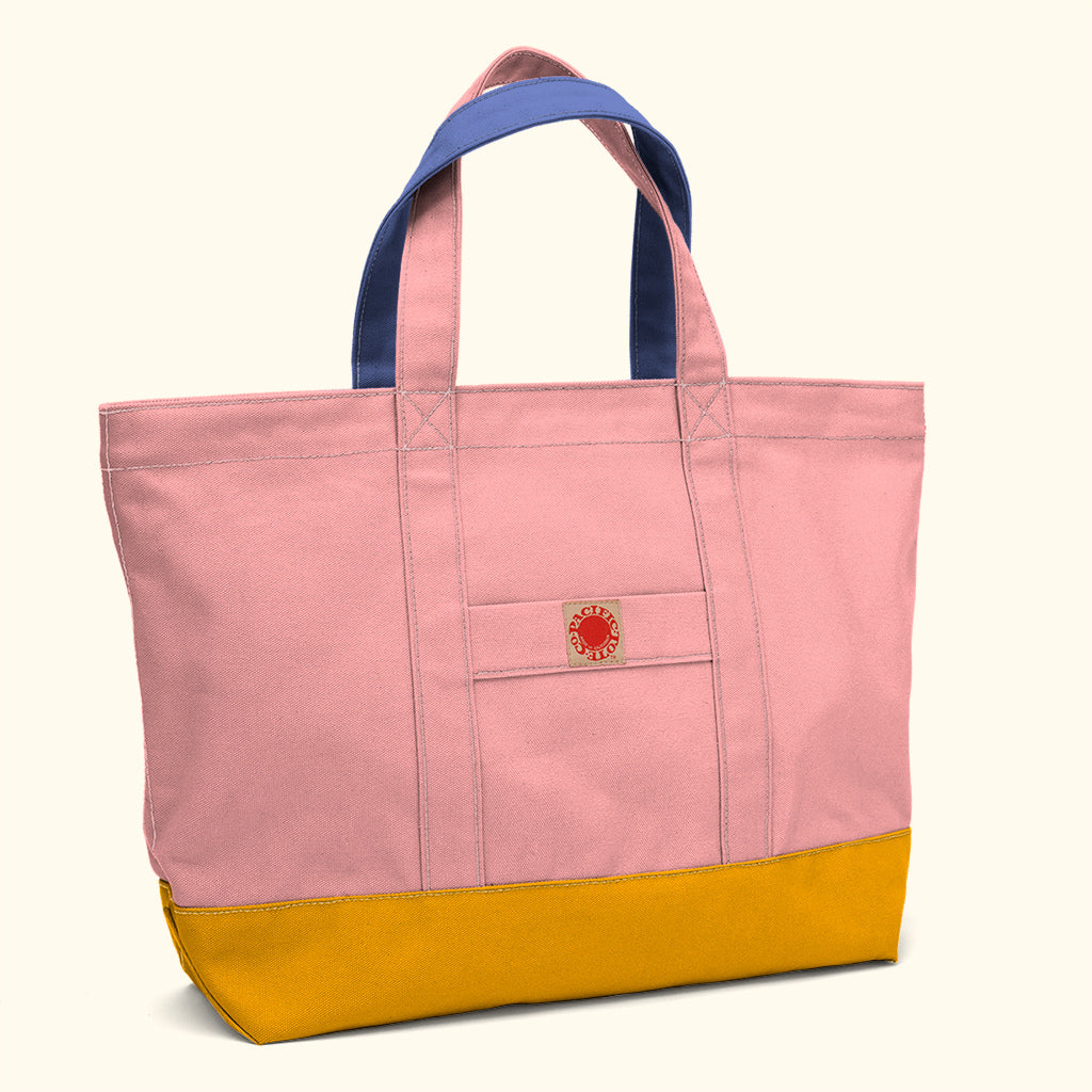 """Big Sur"" Zippered Tote (BS180014Z)"