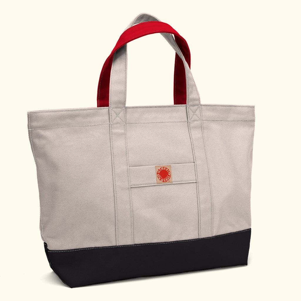 """Big Sur"" Zippered Tote (BS180016Z)"