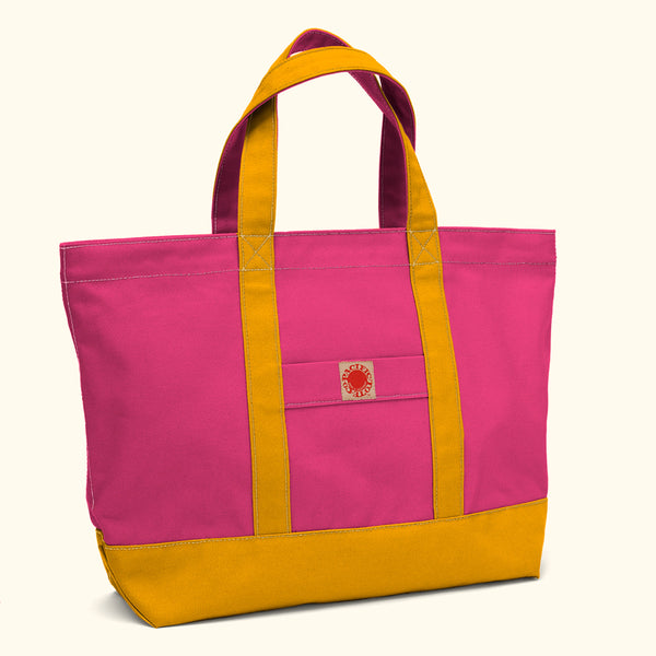 """Big Sur"" Zippered Tote (BS180019Z)"