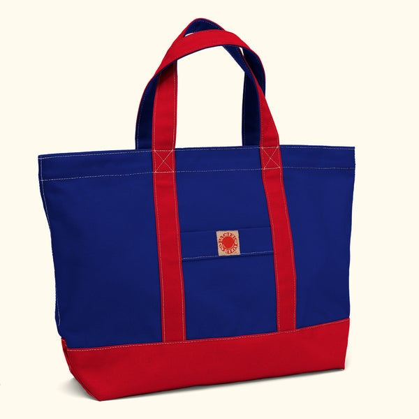 """Big Sur"" Zippered Tote (BS180020Z)"