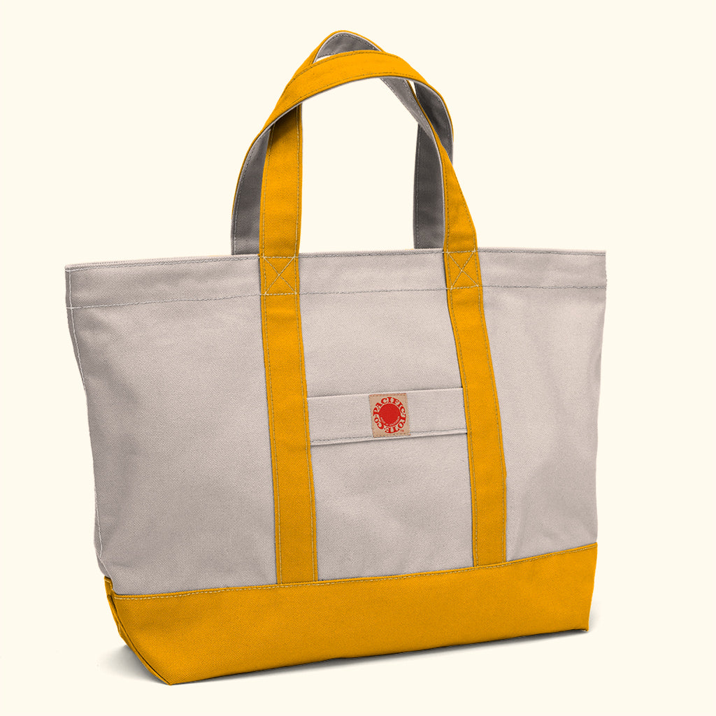 """Big Sur"" Zippered Tote (BS180022Z)"