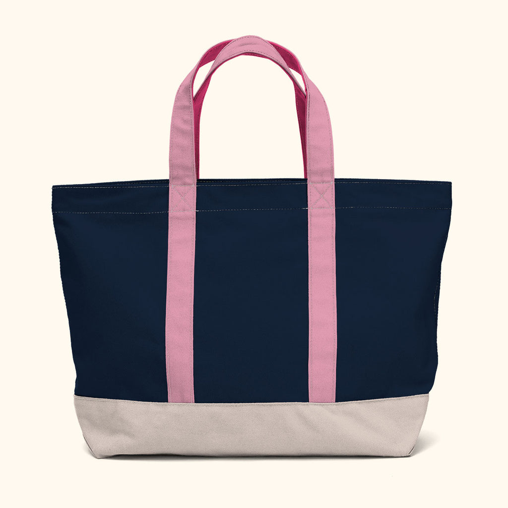 """Big Sur"" Zippered Tote (BS160003Z)"