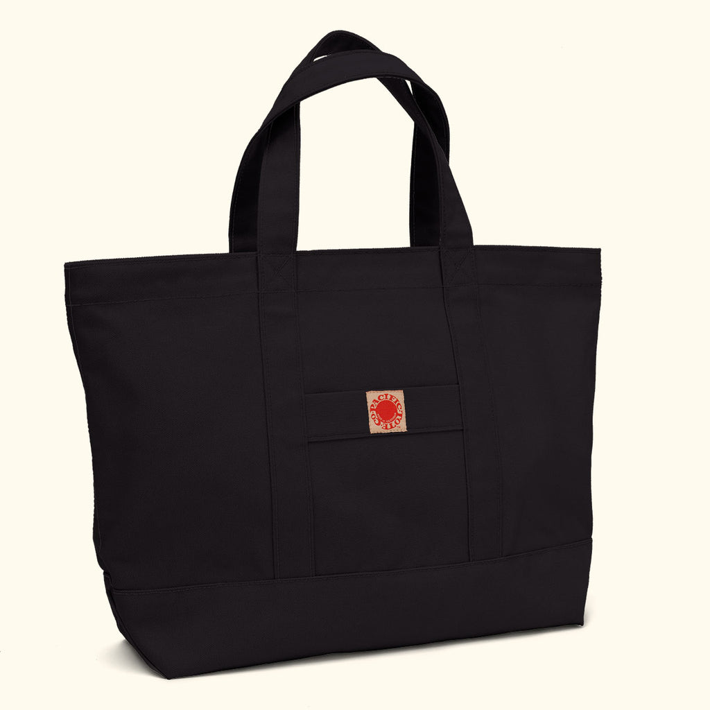 """Big Sur"" Zippered Tote (BS170001Z)"