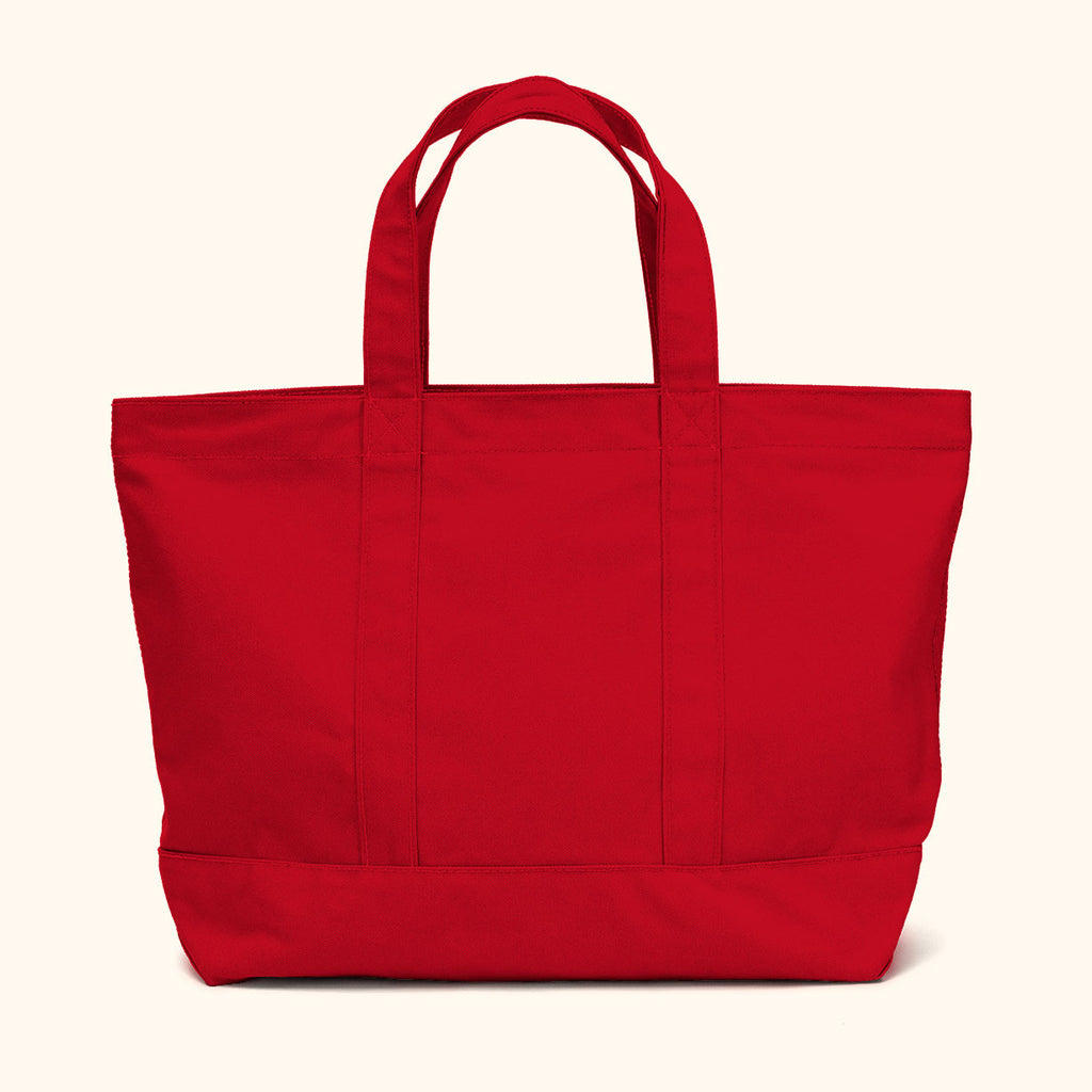 """Big Sur"" Zippered Tote (BS170002Z)"