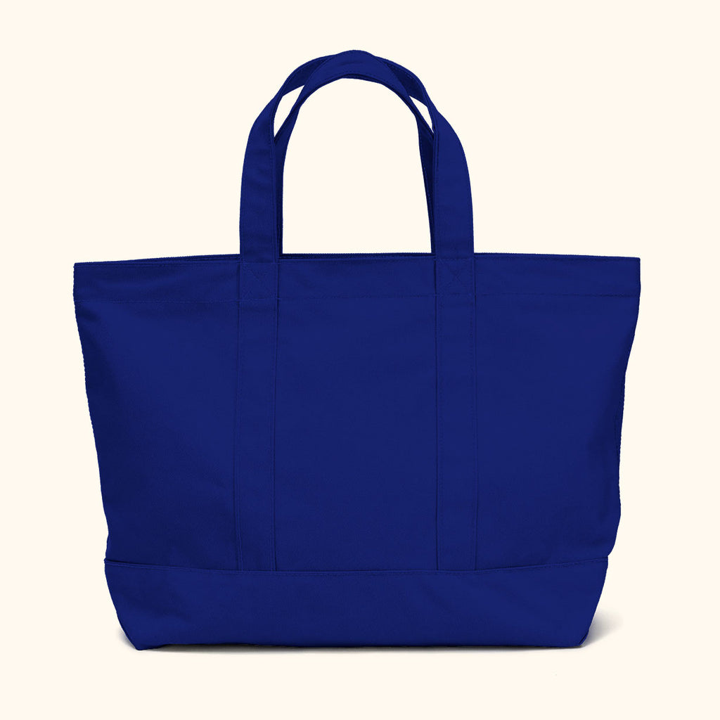 """Big Sur"" Zippered Tote (BS170003Z)"