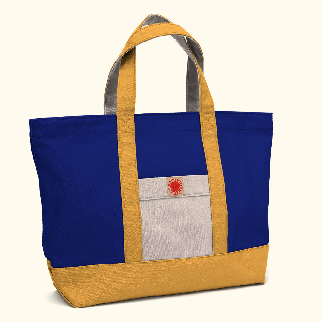 """Big Sur"" Zippered Tote (BS170006Z)"