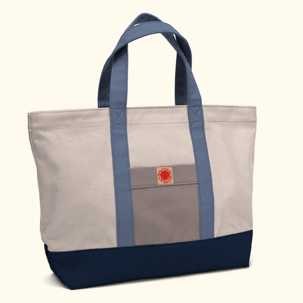 """Big Sur"" Zippered Tote (BS170012Z)"