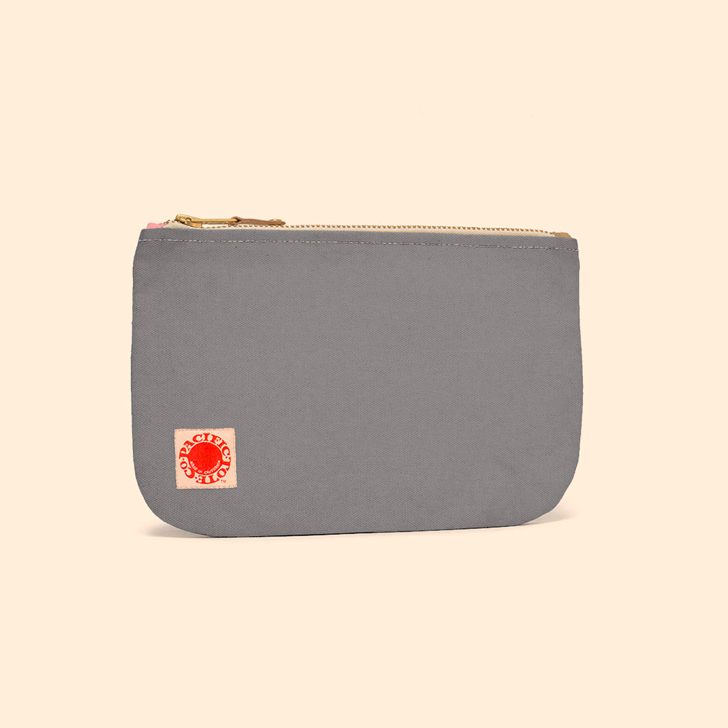 """Zuma"" Canvas Pouch (ZR150021)"