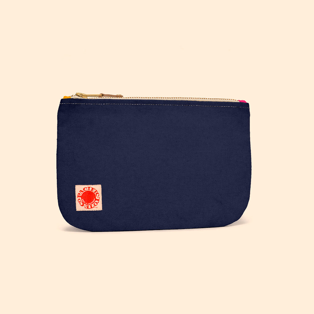"""Zuma"" Canvas Pouch (ZR150025)"
