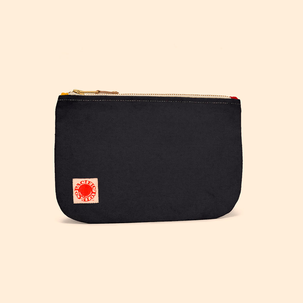 """Zuma"" Canvas Pouch (ZR170008)"