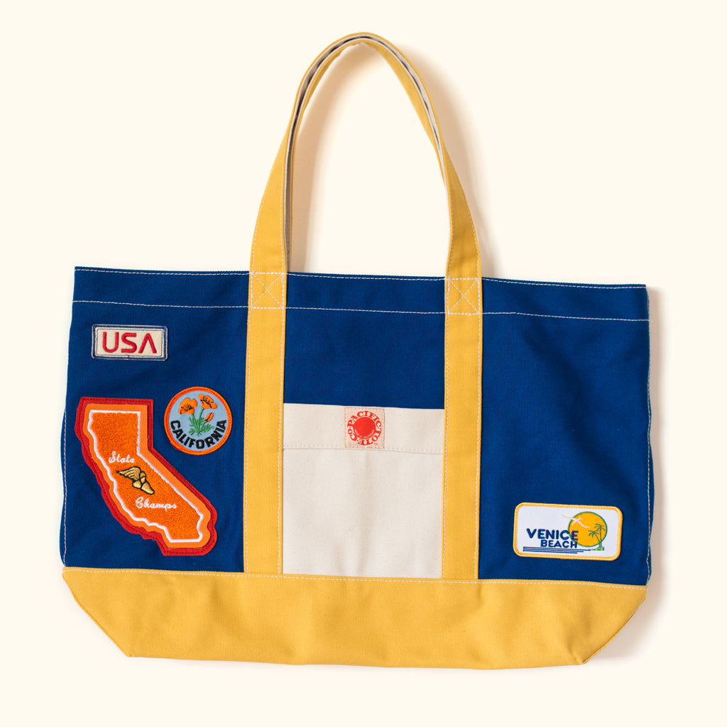 """Big Sur"" Patch Tote (BS170006Z)"