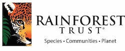 Rainforest Trust Logo Species Communities Planet