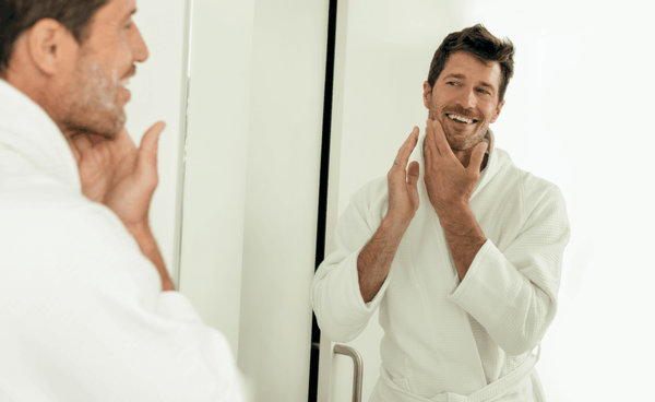 5 Skincare Tips for Men with Oily Skin