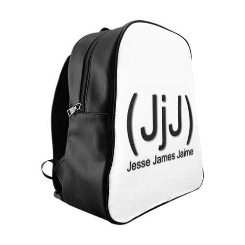 (JjJ) Jesse James Jaime School Backpack