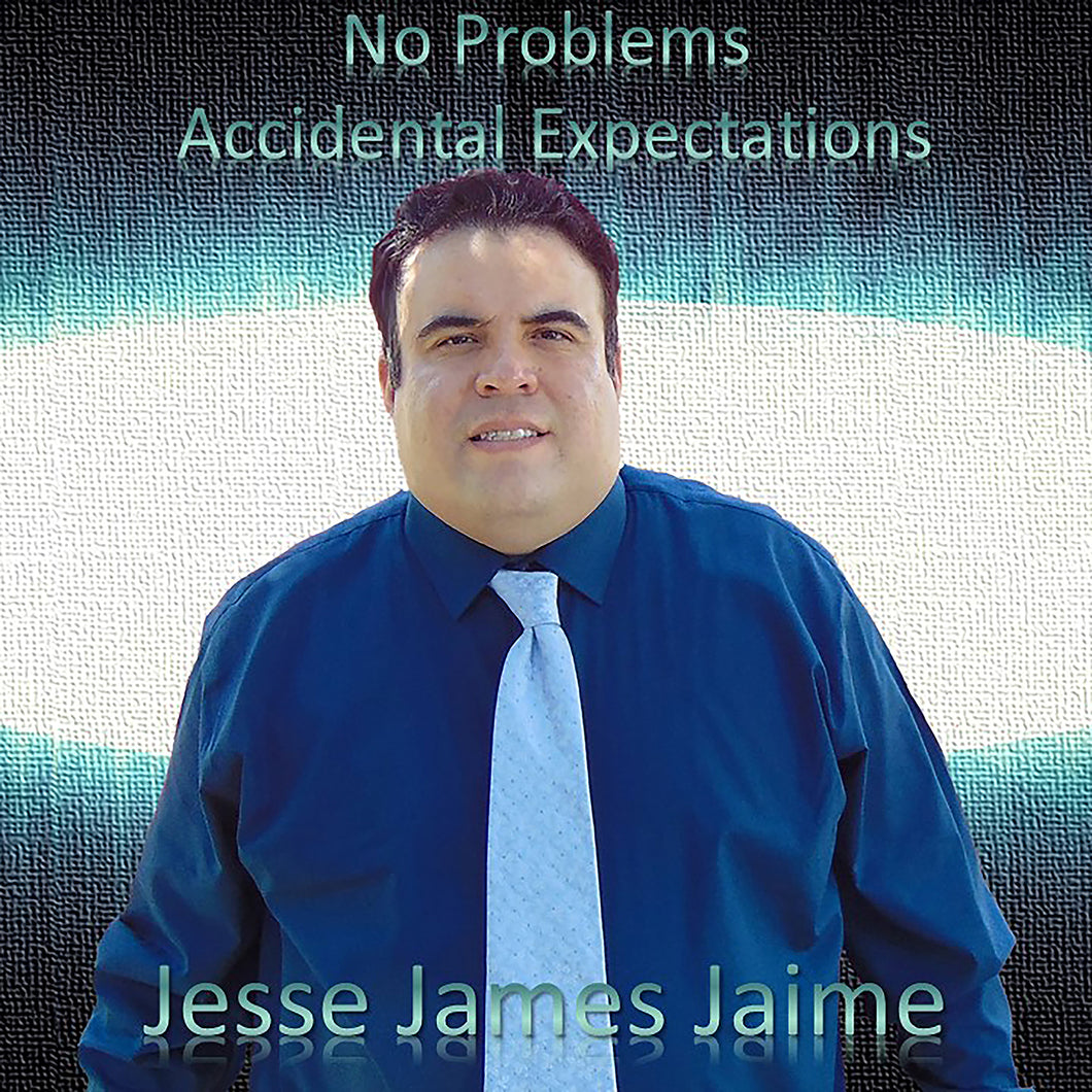 Jesse James Jaime - 'No Problems Accidental Expectations' Compact Disc (CD) + (MP3) Download