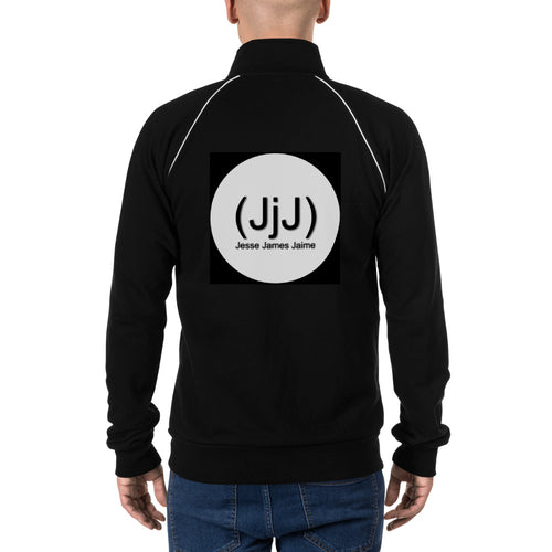 (JjJ) Jesse James Jaime Piped Fleece Jacket