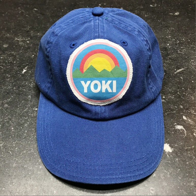 Yokishop -  Yoki Patch Dad Hat