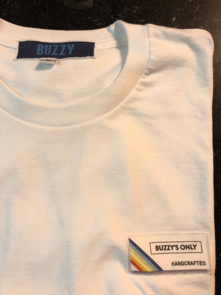 Buzzy - Handcrafted Tee