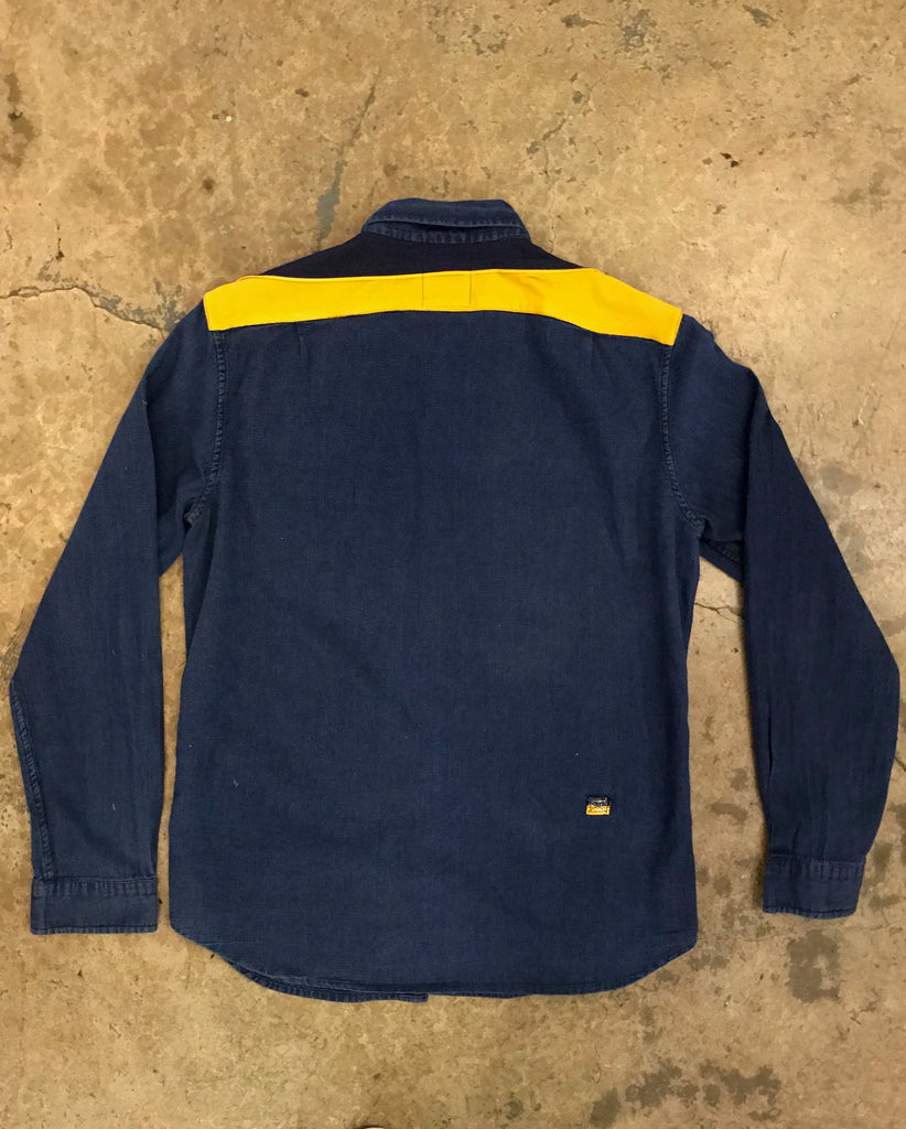 Cal Berkeley - I Love Cal Button Down Long Sleeve