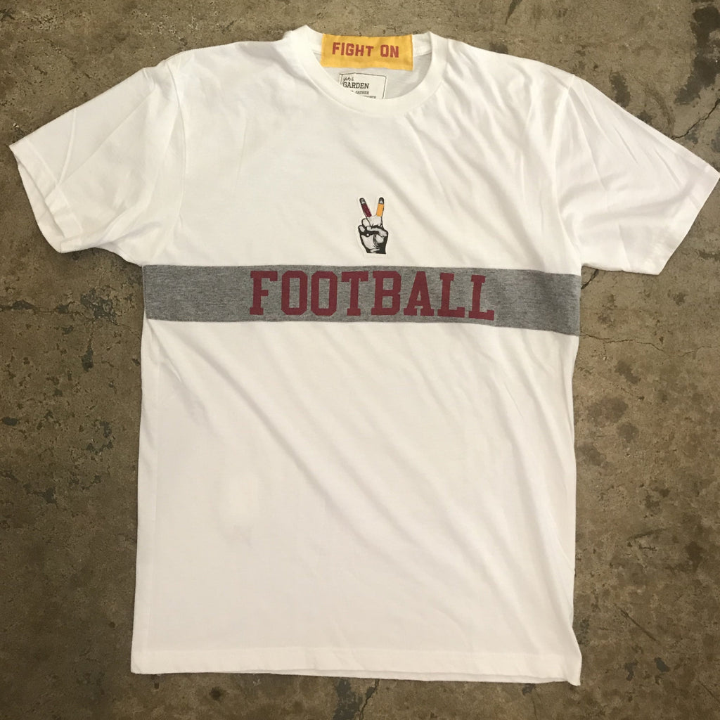 USC - Fight ON Football Tee