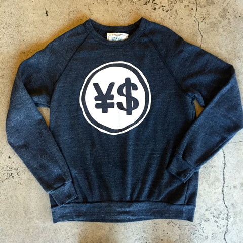YS Patch Fleece Crew Pullover