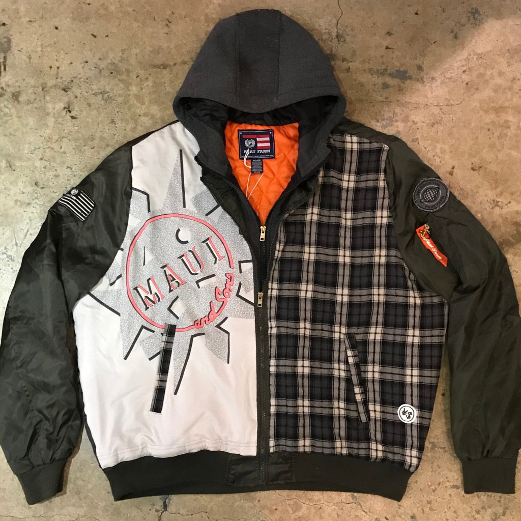 Maui & Sons - Flight Jacket