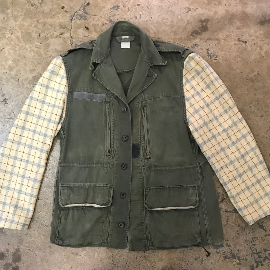 Yokishop - Military Jacket