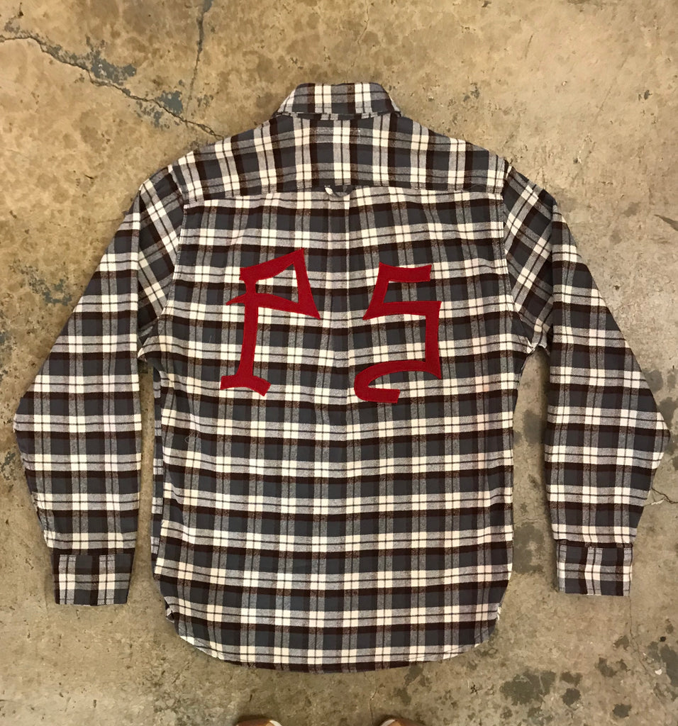 Pirate Surf - 2019 Re-Issue PS Flannel