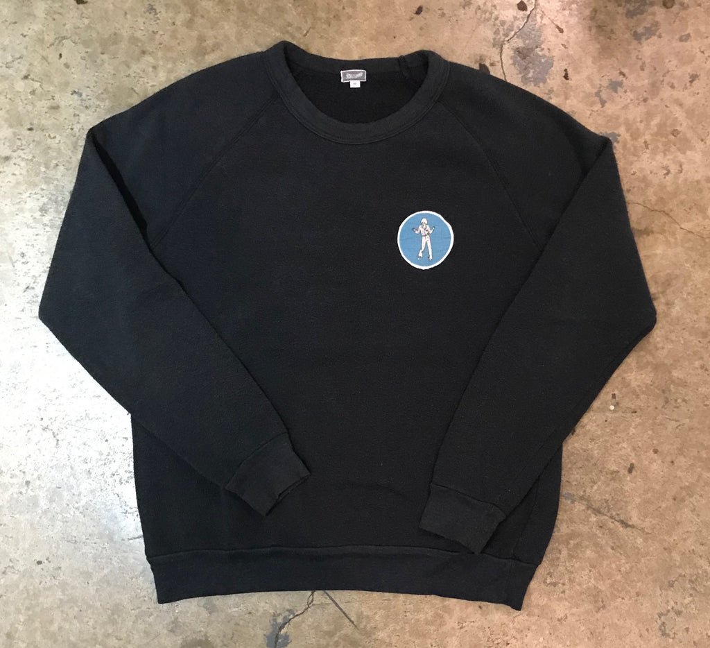 THRIFT - OG Michael Jackson Crewneck Sweatshirt