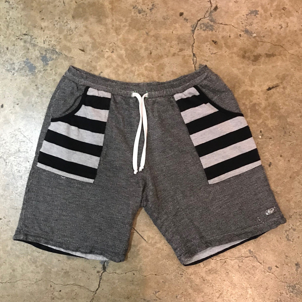 THRIFT -  Reversible French Terry Shorts