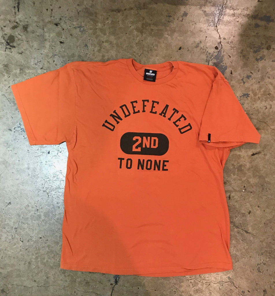 THRIFT - Undefeated 2nd To None