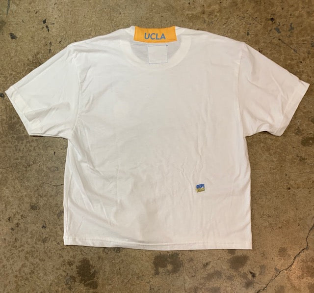 "UCLA - Women's ""Optimist Tee"" Crop Top"