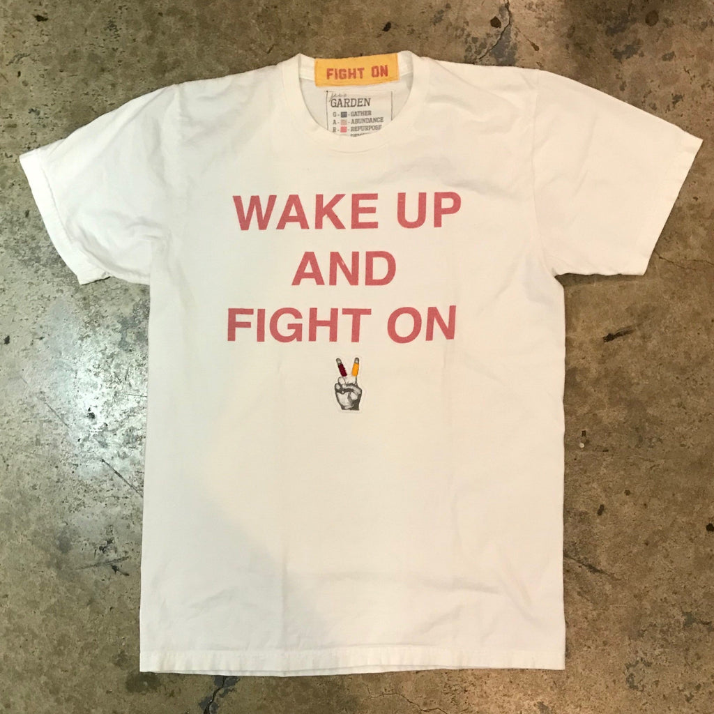USC - Wake Up & Fight On T-Shirt