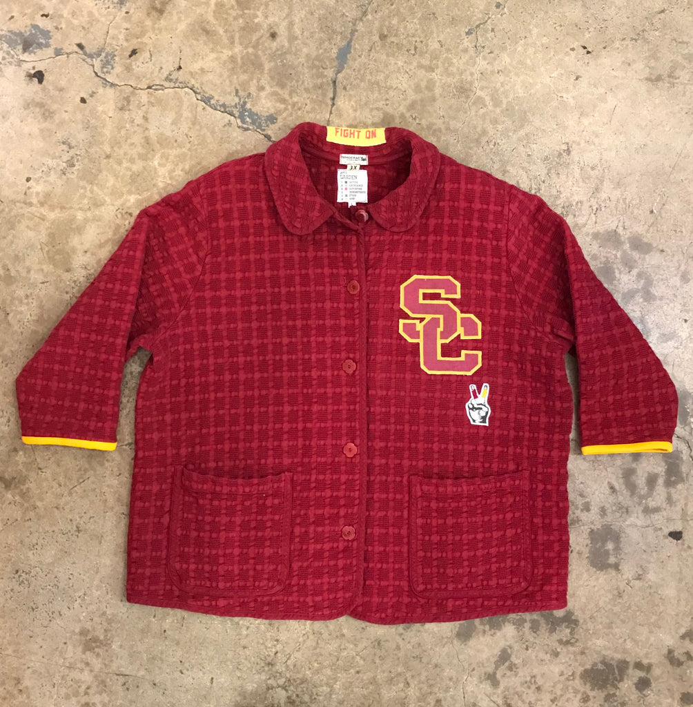 USC - Oversized Women's Jacket