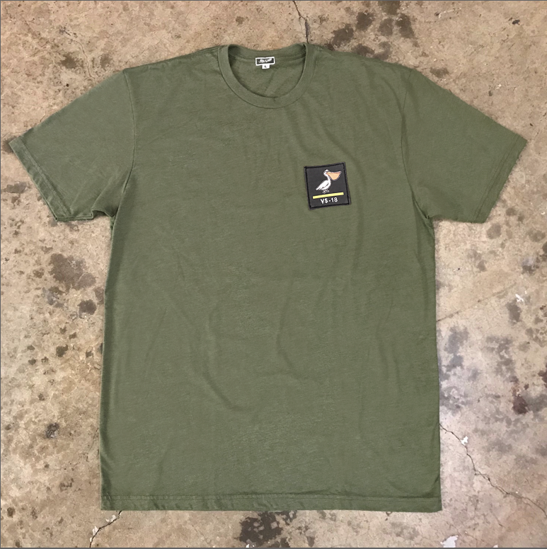 YS-18 Patch Tee