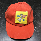 YS Yellow Patch Dad Hats