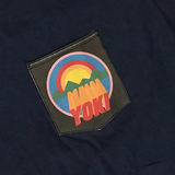 Yoki Patch Pocket Tees