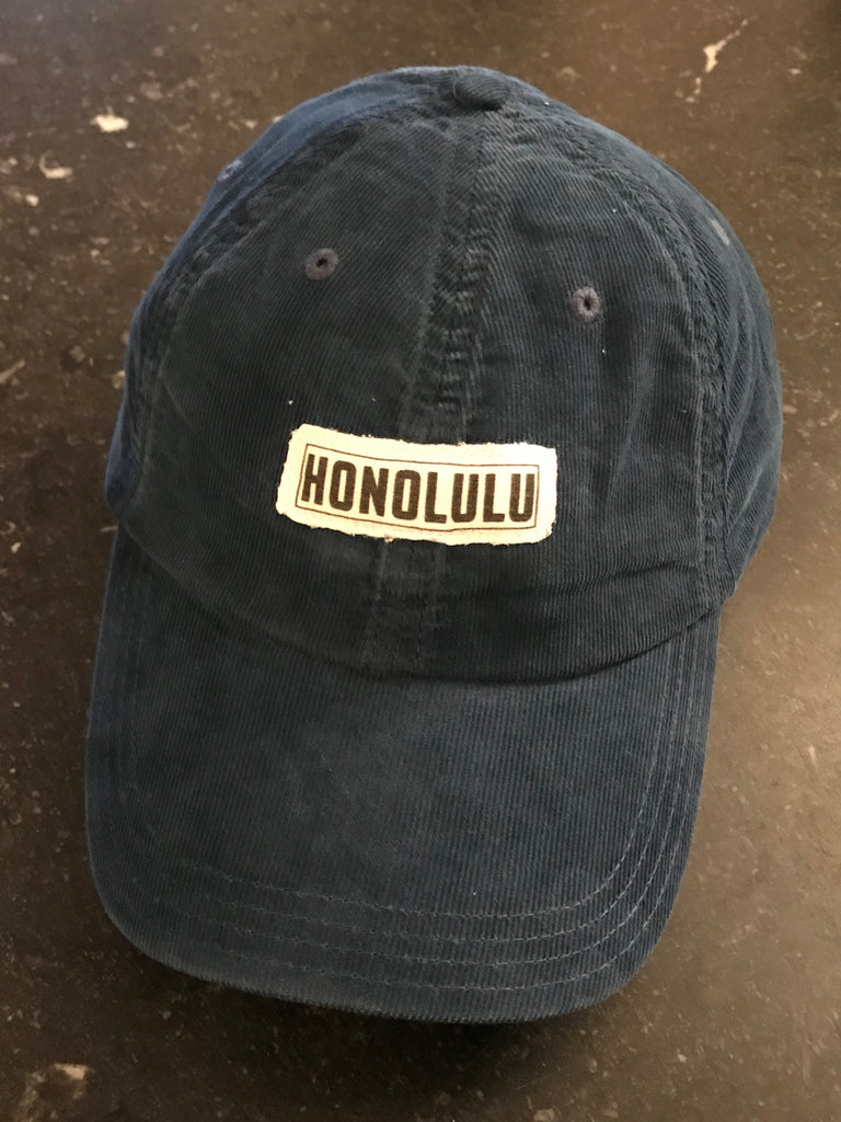 Yokishop - Honolulu Dad Hat