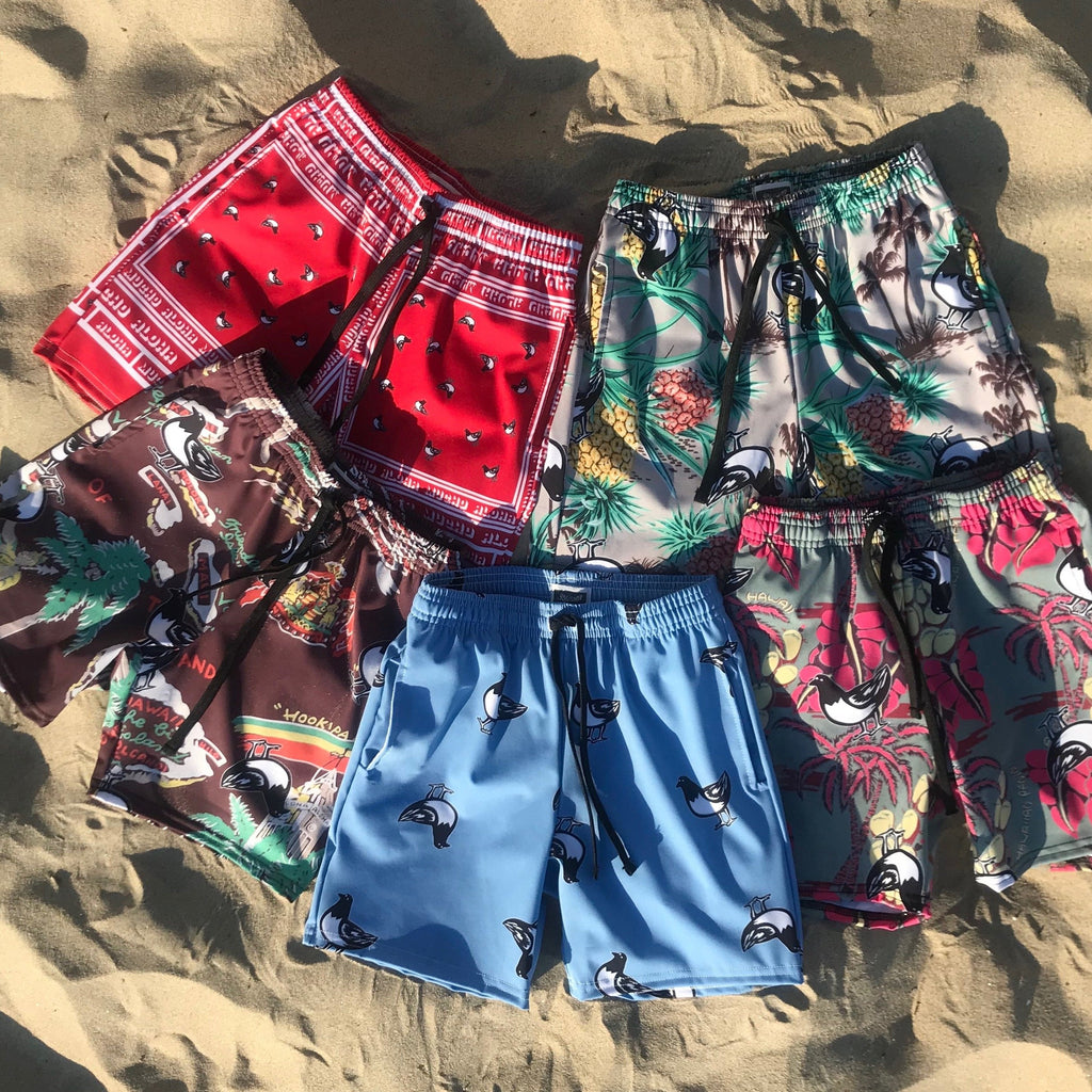 "Yokishop - Kid's ""Boogie Shorts"""