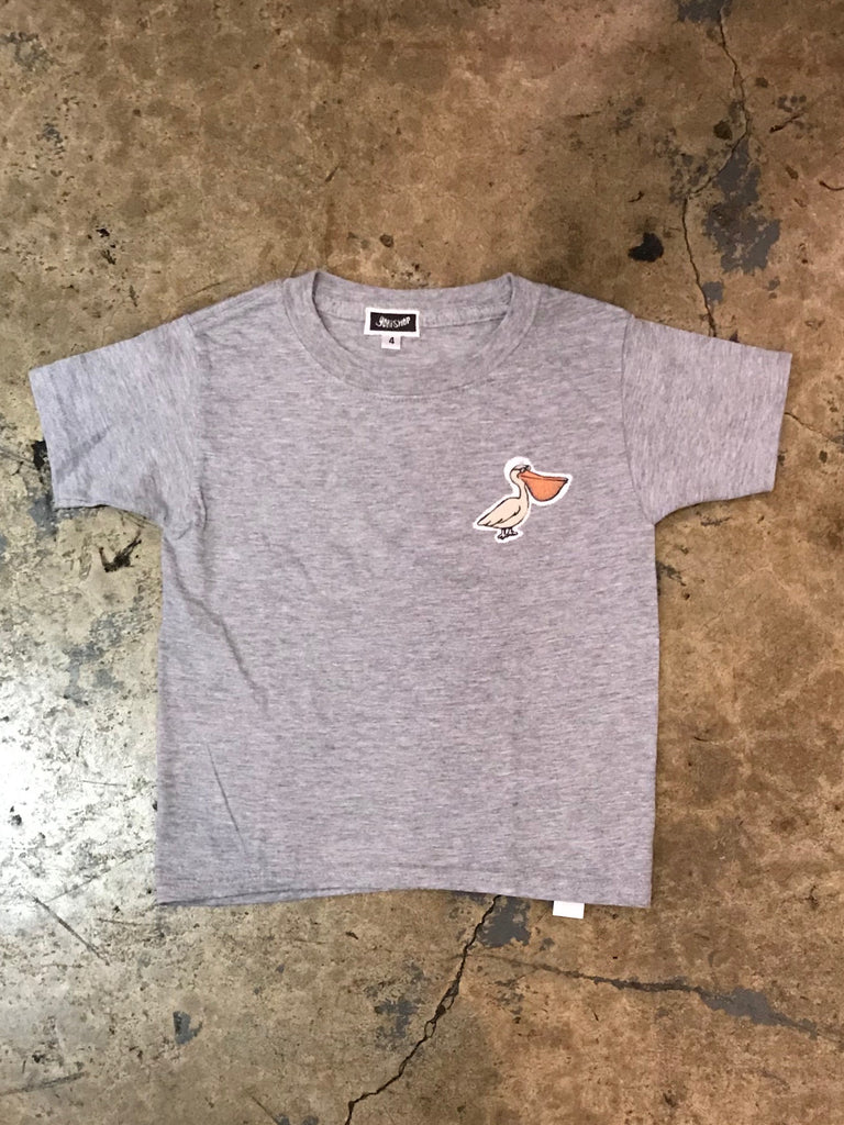 Yokishop - Kids Pelican T-Shirt