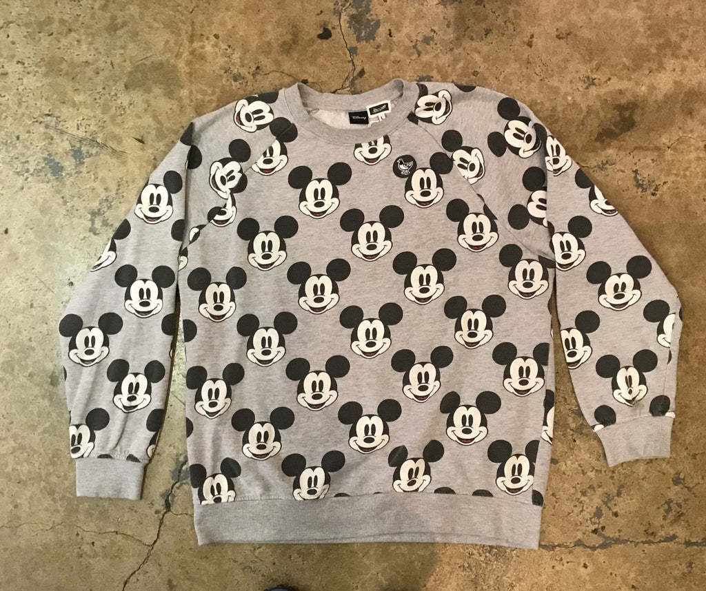 Yokishop - Mickey Crewneck Sweatshirt