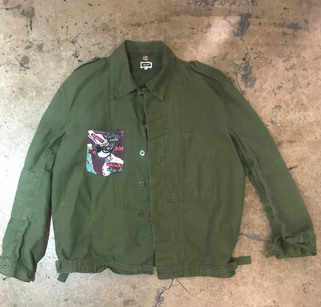 Yokishop - Military Ecology Twill Jacket