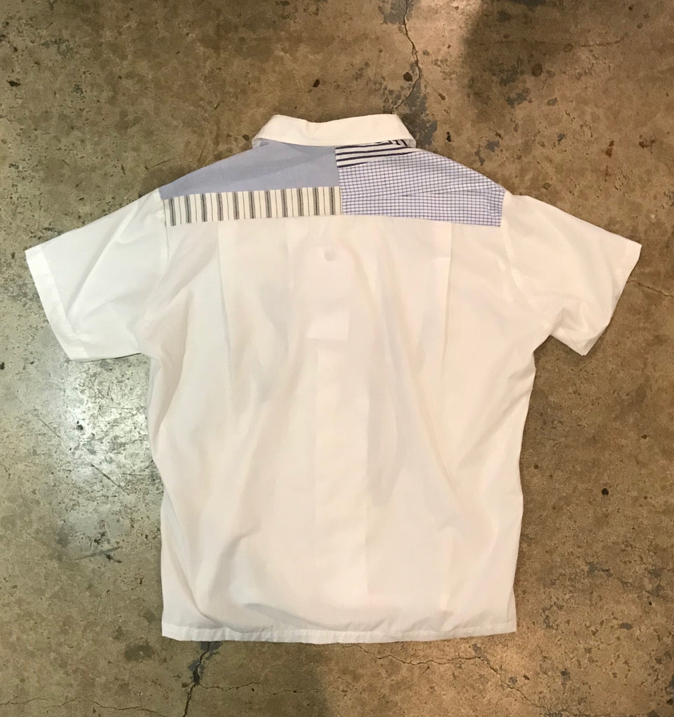 Yokishop - YOKI White Sheeting Shirt