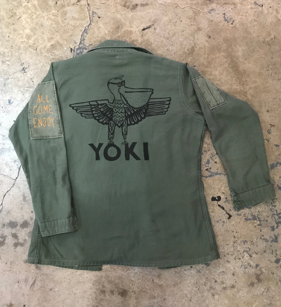 Yokishop - Military Jackets