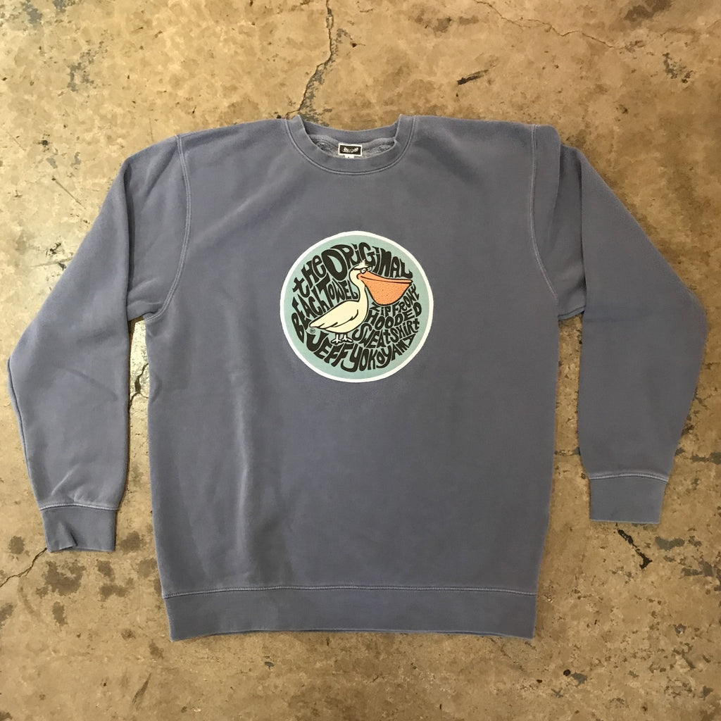 Yokishop - Original Pelican Patch Sweatshirt
