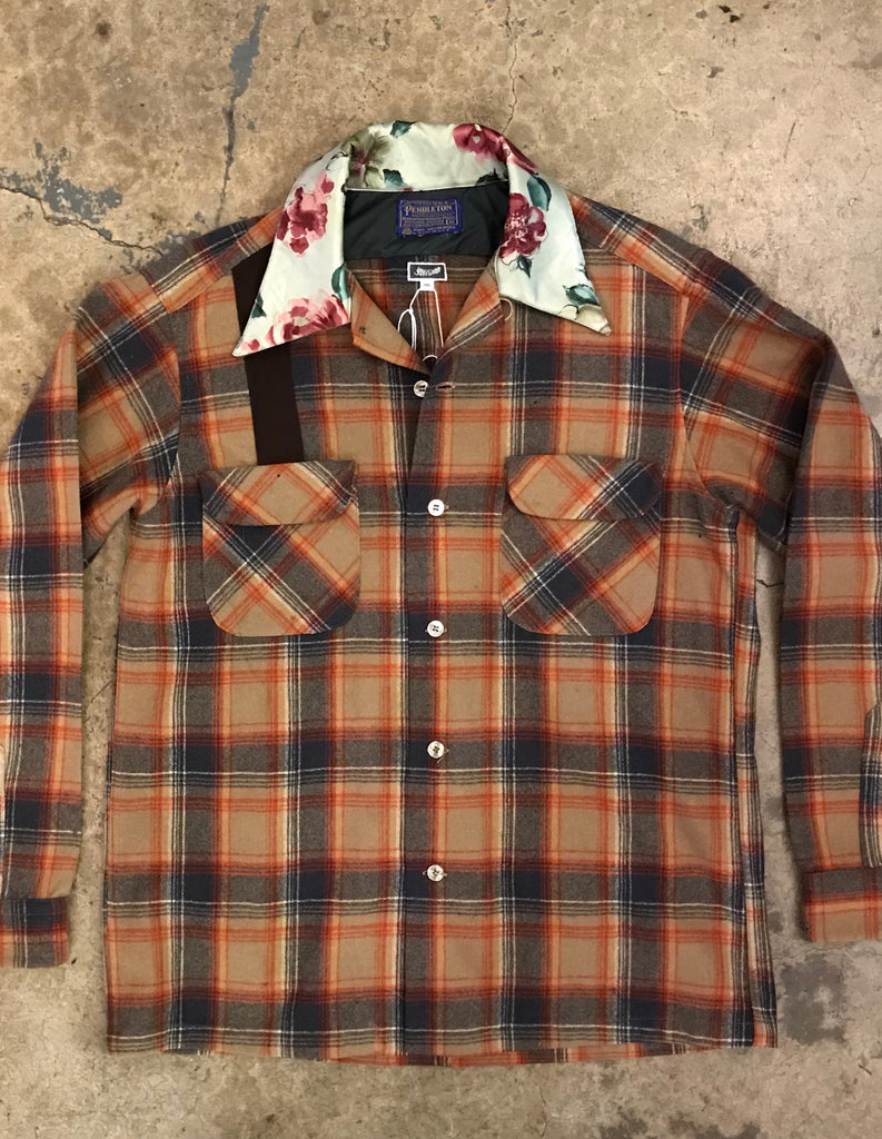 Yokishop - Original Pendelton Wool Shirt