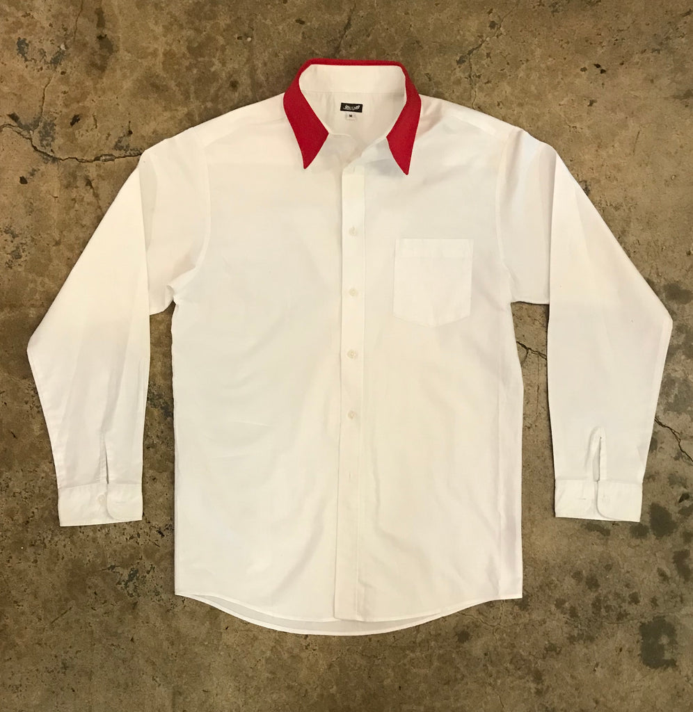 Yokishop - White Oxford Shirt